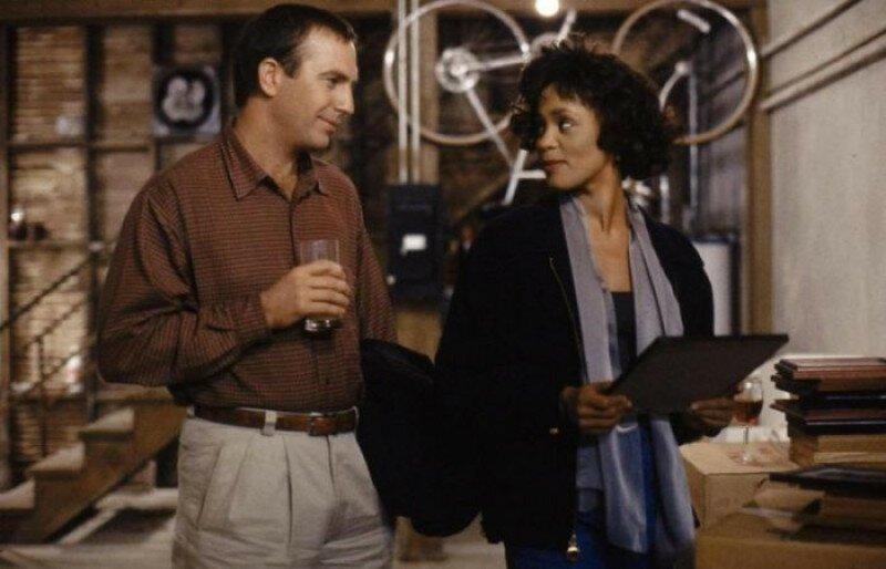 За кадром культового фильма 1990-х «Телохранитель»: Обратная сторона славы Уитни Хьюстон артисты, история, фильмы